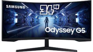 test Samsung Odyssey G5 34