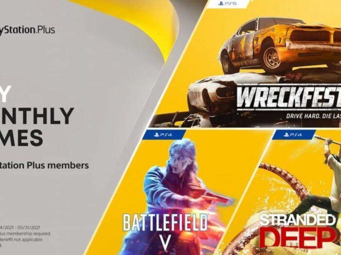 Battlefield V - un des jeux gratuits PlayStation Plus du mois de mai
