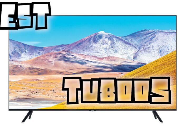 Test Samsung TU8005