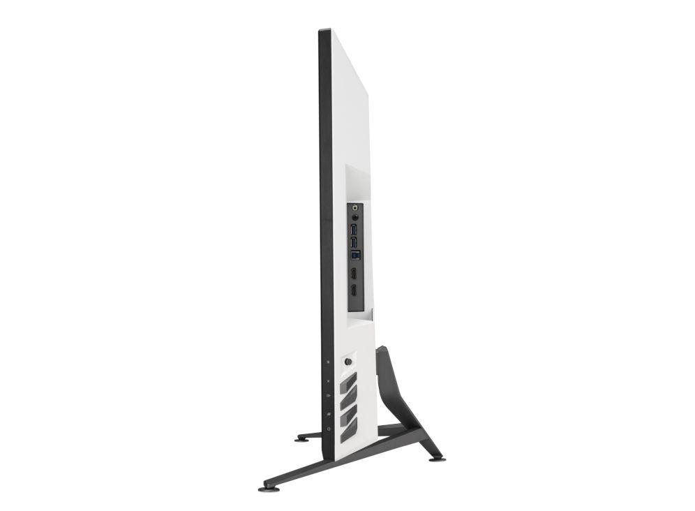 profil et épaisseur Asus ROG Strix XG43UQ