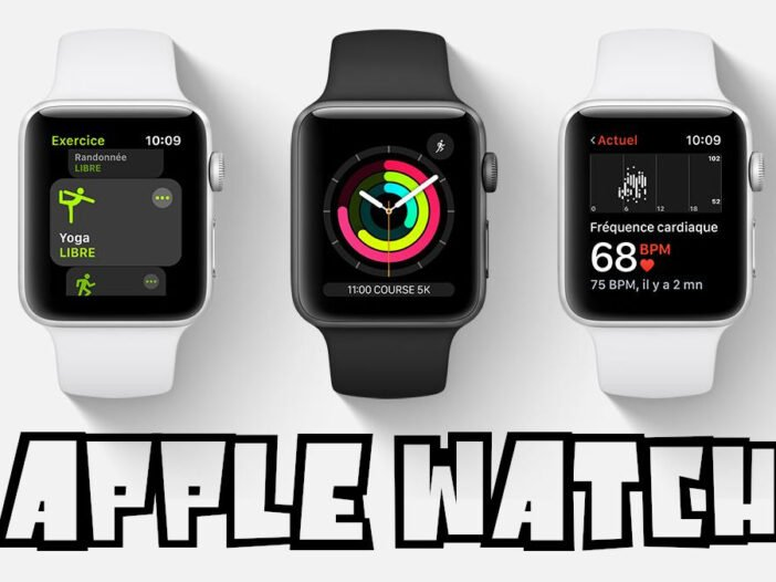 French Days Apple Watch