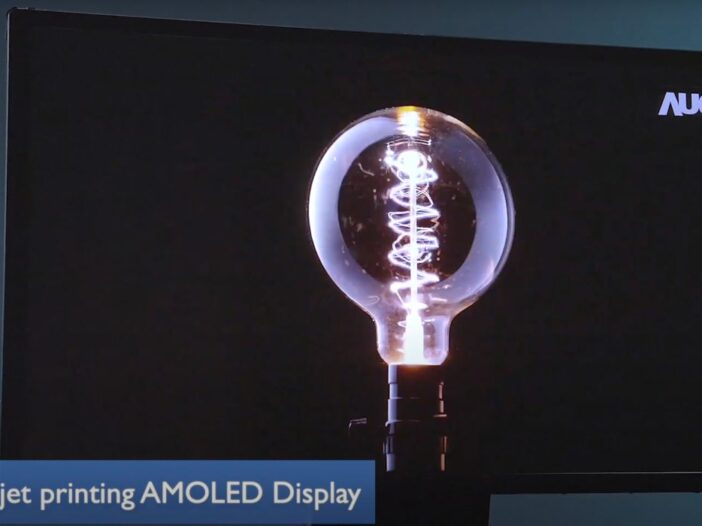 AUO écran PC OLED