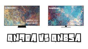 Samsung QN90A vs QN85A
