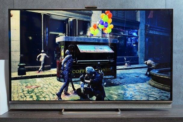 jeux vidéo TCL C825