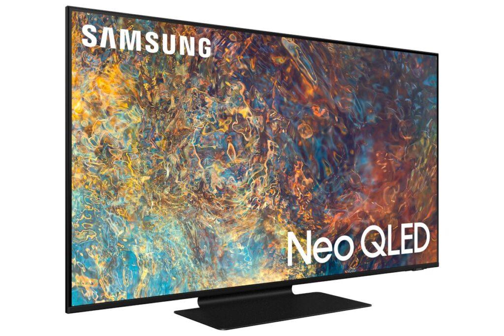 presentation Samsung QN90A