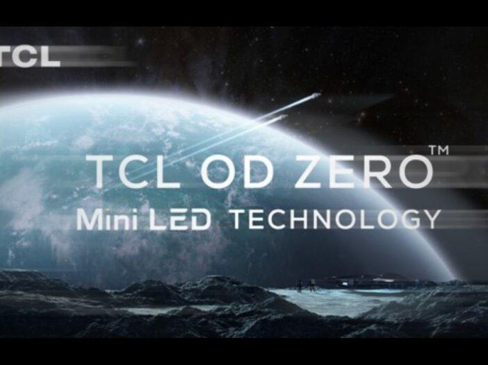 TCL OD Zero Mini LED