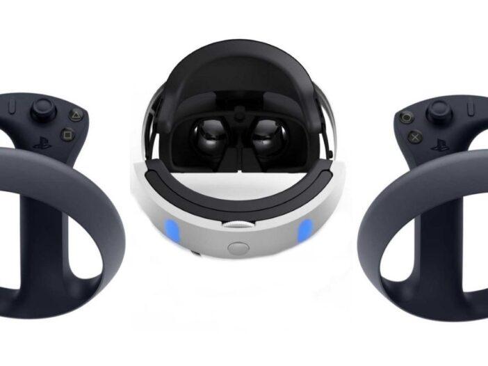 Casque VR PS5 - PSVR 2