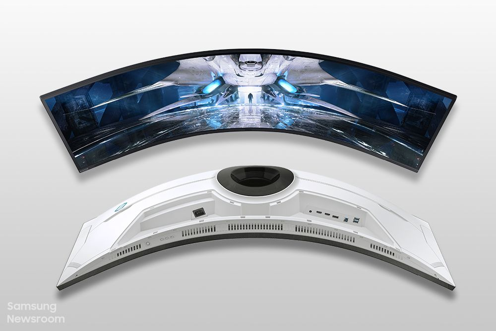 Odyssey Neo G9 ecran