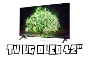 TV LG OLED 42 pouces