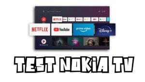 Test Nokia Smart TV 5500A
