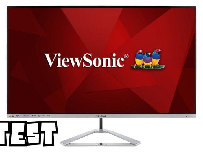 Test ViewSonic VX3276-4K-MHD