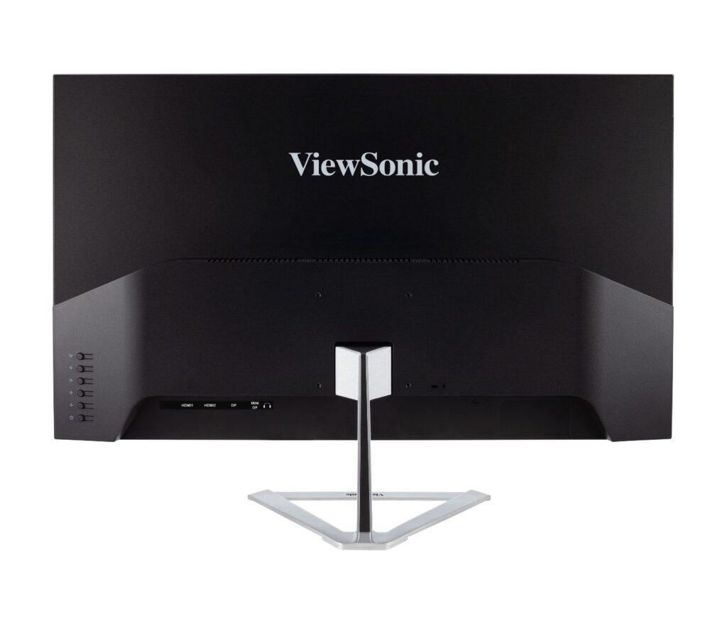 arrière ViewSonic VX3276-4K-MHD