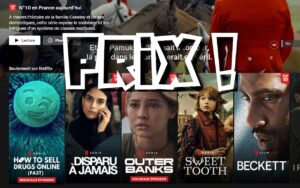 augmentation Netflix août 2021