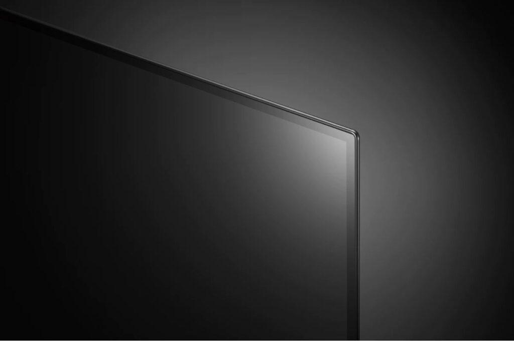 finesse écran LG A1
