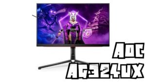 AOC AG324UX