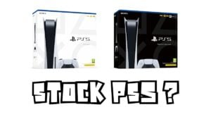 Prochain Stock PS5 - dispo et reapprovisionnement