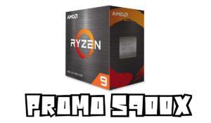 Promo Ryzen 9 5900X
