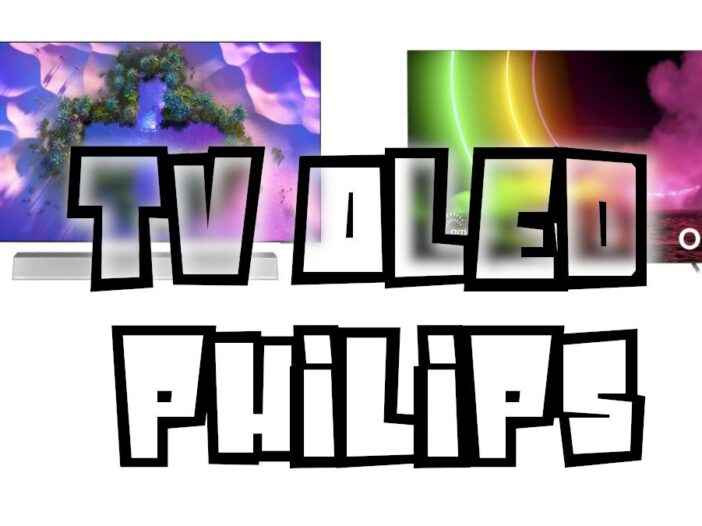 TV OLED Philips 2021