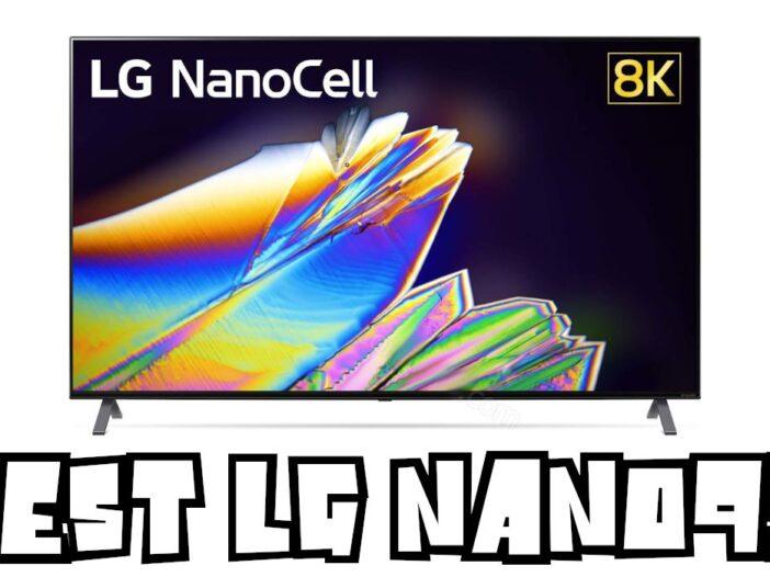 Test LG NANO95 NanoCell