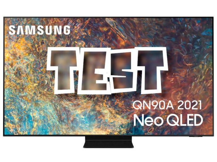 Test Samsung QN90A