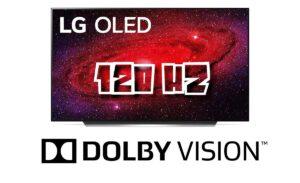 LG Dolby Vision 120 Hz